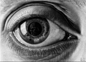 MC-Escher-Eye