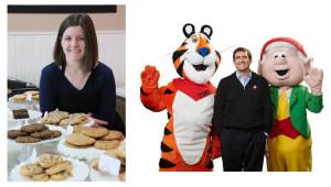 Karen Herrera of Sugar & Flour Bakery vs. John Bryant, Kellogg's CEO