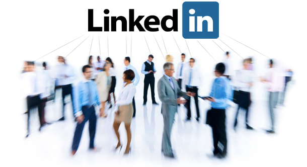Linkedin logo professionals