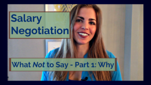 salary negotiation video thumbnail