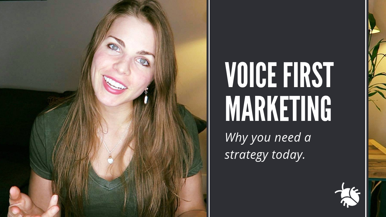 Why You Need a Voice Marketing Strategy NOW