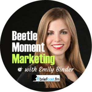 alexa icon round beetle moment marketing flash briefing