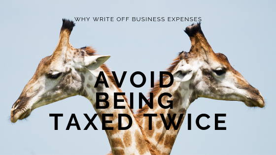 How to Avoid Being Taxed Twice! Use LLC to Write Off Business Expenses