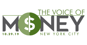 The Voice of Money logo