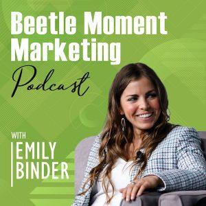 Beetle Moment Marketing Podcast logo