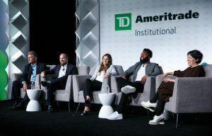 Emily speaking panel