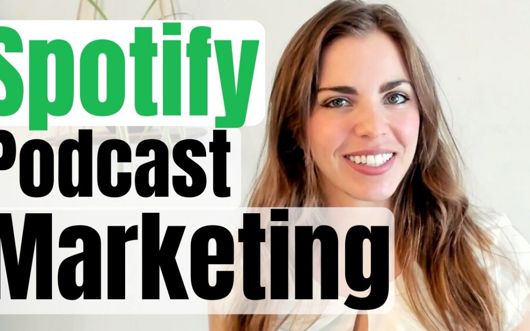 Emily Binder spotify marketing