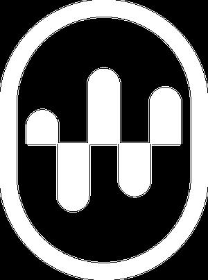 WealthVoice white icon