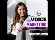 Voice Marketing Podcast logo
