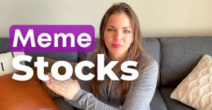 meme stocks - emily binder